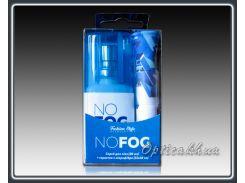 Спрей для линз No Fog 20 мл + салфетка