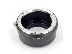 Переходник-адаптер Nikon F-Micro 4/3