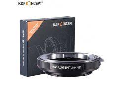 Переходник,адаптер K&F Leica M-E mount(Sony NEX)