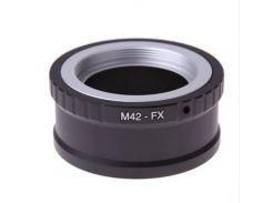 Переходник-адаптер М42-Fuji FX