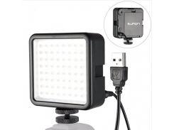 64 LED фото,видео свет Supon.