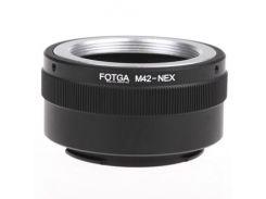 Переходник-адаптер FOTGA М42-Sony NEX(E-mount)