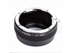 "Переходник-адаптер ""FOTGA""  Leica R-Sony NEX"