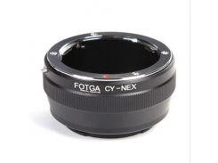 Переходник-адаптер Contax Yashica-Sony NEX