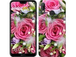 "Чехол на Huawei P20 Lite Нежность ""2916c-1410-7673"""