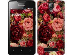 """Чехол на Lenovo A1000 Цветущие розы """"2701u-157-7673"""""""
