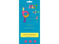 """Защитное стекло JUST Diamond Glass Protector 0.3mm Universal 5.2-5.3"""" (JST-DMD03-UN5253)"""
