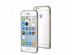 i-Smile for iPhone 6 Plus iDelighte Aluminum Bumper Silver (IPH1017-SR)