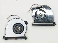 Вентилятор для ноутбука ASUS Transformer Book TX201LA, X201L Fan P/N: UDQFRYH91DAS, 13NB03I1P16011