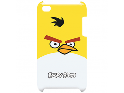 Чехол-накладка Gear4 Angry Birds Protective Case Bird Yellow for iPod touch 4G (TCAB402)