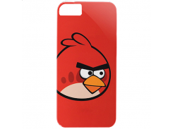 Чехол-накладка Gear4 Angry Birds Protective Case Bird Red for iPhone SE/5/5S (ICAB501G)
