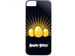Чехол-накладка Gear4 Angry Birds Protective Case Golden Eggs for iPhone SE/5/5S (ICAB503G)