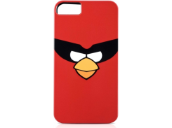 Чехол-накладка Gear4 Angry Birds Protective Case Space Bird Red for iPhone SE/5/5S (ICAS501G)