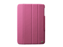 Чехол-книжка Zenus Smart Folio Cover Case Pink for iPad mini