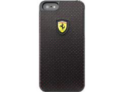 Чехол-накладка CG Mobile Ferrari Hard Case Challenge Perforated Collection Black for iPhone SE/5/5S (FECHFPHCP5)