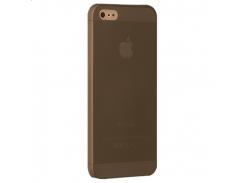Чехол-накладка Ozaki O!coat 0.3 Solid Light Brown for iPhone SE/5/5S (OC530LB)