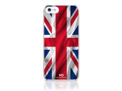 Чехол-накладка White Diamonds Flag UK for iPhone SE/5/5S (1210FLA05)
