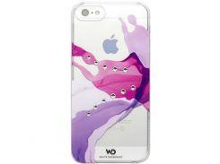 Чехол-накладка White Diamonds Liquids Pink for iPhone SE/5/5S (1210LIQ41)