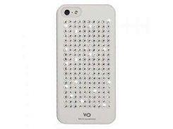 Чехол-накладка White Diamonds Rock White for iPhone SE/5/5S (1210RCK47)