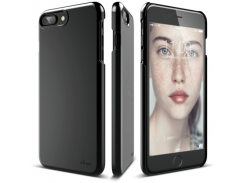 Чехол-накладка Elago Slim Fit 2 Case Black for iPhone 8 Plus/7 Plus (ES7PSM2-BK-RT)