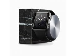 Докстанция Native Union Dock for Apple Watch Marble Edition (DOCK-AW-MB-BLK)