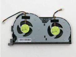 Вентилятор (кулер) LENOVO IdeaPad Y50-70, Y50-70AF, Y50-70AM, Y50-70AS, Y50-50, Y50-80 series DUAL FAN (DFS501105PQ0T) ORIGINAL