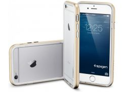 "Чехол SGP Case Neo Hybrid EX Series Champagne Gold for iPhone 6 4.7"" (SGP11028)"