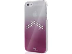 Чехол White Diamonds Arrow Pink for iPhone 5 (1210ARR41)