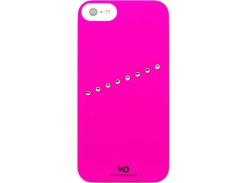Чехол White Diamonds Sash Neon Pink for iPhone 5 (1210SAS50)