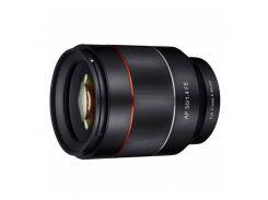 Объектив Lens Samyang AF 50mm f/1.4 FE Sony E