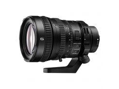 Объектив Lens Sony SELP28135G 28-135mm F4 G OSS FE