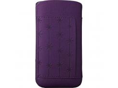 Чехол-карман Ozaki O!coat Nature Snowflake for iPhone SE/5/5S (OC551SF)