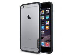Чехол-бампер Spigen Case Neo Hybrid EX Series Metal Slate for iPhone 6 Plus (SGP11056)