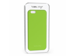 Чехол-накладка Happy Plugs Ultra Thin Case Green for iPhone 6/6S (8863)