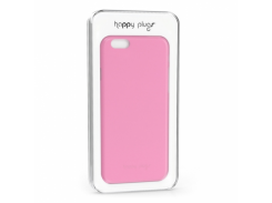 Чехол-накладка Happy Plugs Ultra Thin Case Pink for iPhone 6/6S (8862)