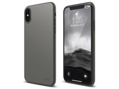 Чехол-накладка Elago Inner Core Case Dark Gray for iPhone X (ES8IC-DGY)