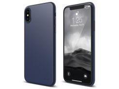 Чехол-накладка Elago Inner Core Case Jean Indigo for iPhone X (ES8IC-JIN)