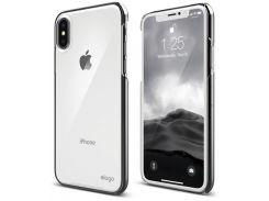 Чехол-накладка Elago Slim Fit 2 Case Crystal Clear for iPhone X (ES8SM2-CC)