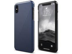 Чехол-накладка Elago Slim Fit 2 Case Jean Indigo for iPhone X (ES8SM2-JIN)