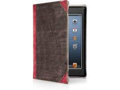 Чехол-книжка Twelvesouth Leather Case BookBook Vibrant Red for iPad mini 3/iPad mini 2/iPad mini (TWS-12-1236)