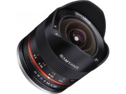 Объектив 8mm f/2.8 UMC Fish-eye Fuji XF II Black