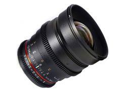 Объектив 24mm T1.5 ED AS UMC VDSLR II Sony-E