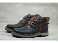 Детские кожаные ботинки GSL