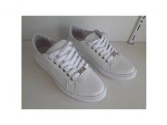 Кеды женские Royal shoes  259 бел