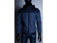 Куртка мужская демисезонная GS 175007_1 синяя
