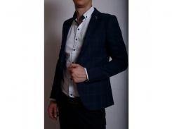Пиджак мужской GUTTO 960511 синий