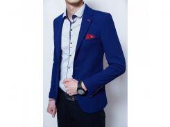 Пиджак мужской PS 2129 синий