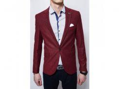 Пиджак мужской PS 2249 бордо