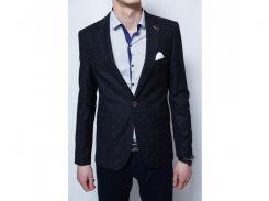Пиджак мужской PS 2249_1 черный