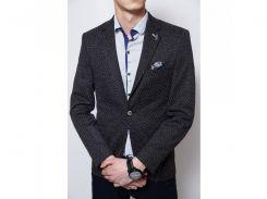 Пиджак мужской PS 3005 черный